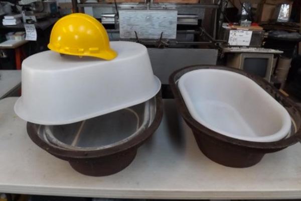Rotomart used molds